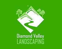 DV LANDSCAPING | Branding