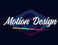 Funny movie dedicated to motion design
