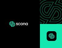 Scona Logo Design