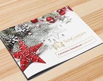 Corporate Gift Brochure for SunGarden Golf & Spa Resort