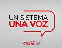 Coca-Cola South Latin - Un Sistema Una Voz