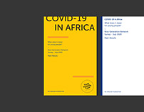 COVID-19 in Africa - survey