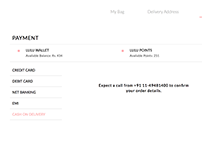 Wallet Design, user interface, ui/ux points page