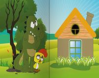 Digitaal kinderboek Tijn en Ties