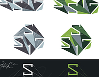 Modern SS17 logo design study (Art Personas)