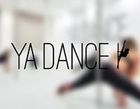 Logo for YA Dance