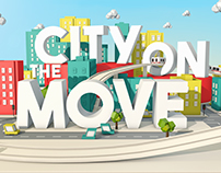 City On the Move Ident