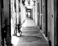 Arcade of Cento