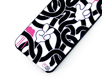 Smartphone cover for Tele2