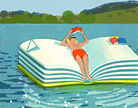 The End of the Ambitious Summer Reading List