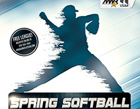 Spring Softball League