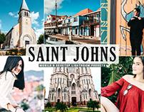 Free Saint Johns Mobile & Desktop Lightroom Presets