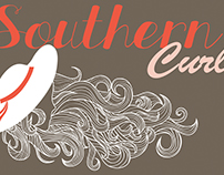 Logo FOR SALE |Southern Curl Salon