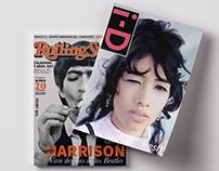 Magazine Cover Recreation | Photography & Styling