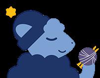 Ebba Yarn Logo