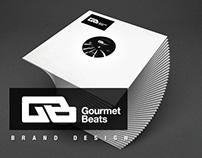 Gourmet Beats - Brand Design