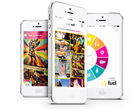 Happy Fuel - Social Media Campaign