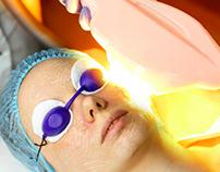 Laser RF-rejuvenation. Elos rejuvenation