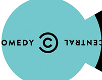 Comedy Central id - Cortinilla.
