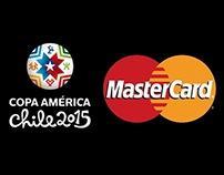 Copa América MasterCard Trophy Tour