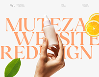 Atolla Website Redesign | Muteza | Case study