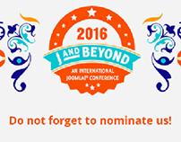 Visit JandBeyond site and nominate our Framework