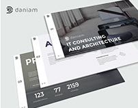 Daniam: IT consulting and architecture