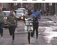Nike Local Run