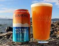 Alaskan Brewing Hazy Bay