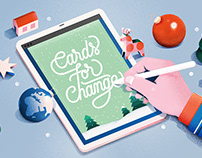 Adobe – Cards for Change