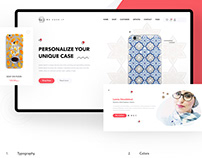 WCI E-commerce Website