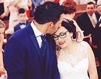 WEDDING   OLGA & ANDRÉ