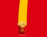 McDonald's / Print