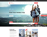 Listing Paradise Directory Listing PSD Template