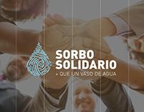 Sorbo Solidario | Diseño de marca