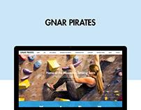 Website Design + Development for Kids Climbing Team