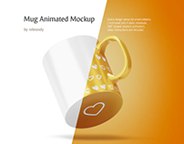 Mug Animated Mockup