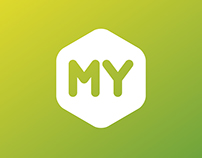 MYclermont.fr / Branding