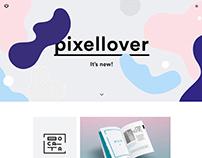 Pixel Lover's personal portfolio: www.pixellover.com