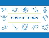 Cosmic Icons