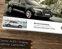 Audi Table Paper
