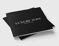 Marca, branding, catálogo Luxury Toys - Football Champs