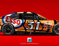 Petroleum Company NASCAR Livery Concepts