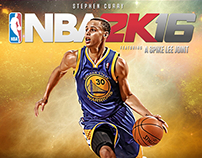 NBA 2K16 Custom Covers