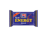 Real Energy Biscuit Packet
