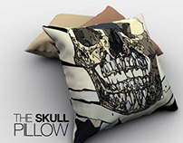 Who Wants A Skull Pillow?