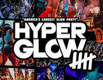 HyperGlow - 5th Year Tour Design