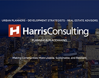 Harris Consulting | Website Design and Development