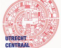 Utrecht Centraal - poster
