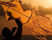 Sunrise. Sunset. Sri Lanka.